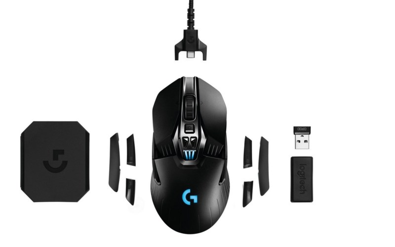 gamer logitech g900
