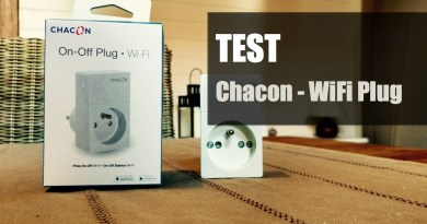 chacon wifi plug 01