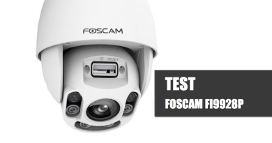 TEST : FOSCAM FI9928P, une caméra digne de Big Brother