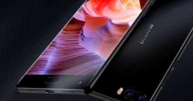 BLUBOO S1 – Encore un smartphone sans aucun bord !