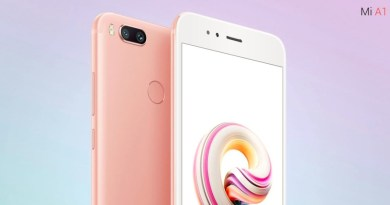 #BONPLAN – Xiaomi Mi A1 – Un Stock Android en version internationale à 192€ !