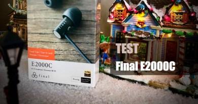 TEST – Ecouteurs Final E2000C avec Game Of Thrones dans les oreilles (iPhone X)