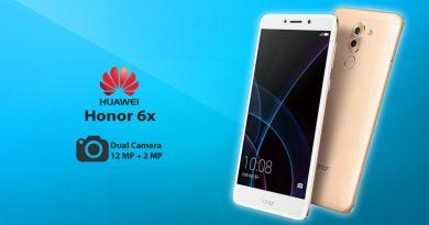 #BONPLAN – Le Huawei HONOR 6X à 115€ avec notre code promo!
