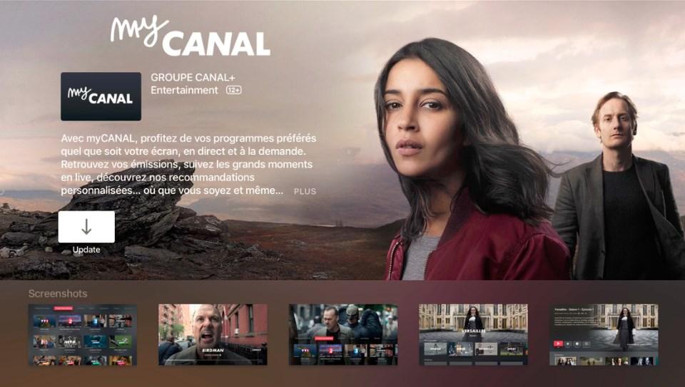 Canal+ va proposer l'Apple TV 4K en location à 6 €/mois