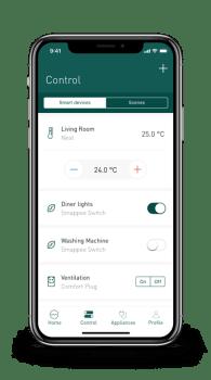 Smappee-iPhoneX-SmartDevices