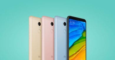 #BONPLAN – Le Xiaomi Redmi 5  « Global version »  (3Go/32Go) est en vente flash pour 116€