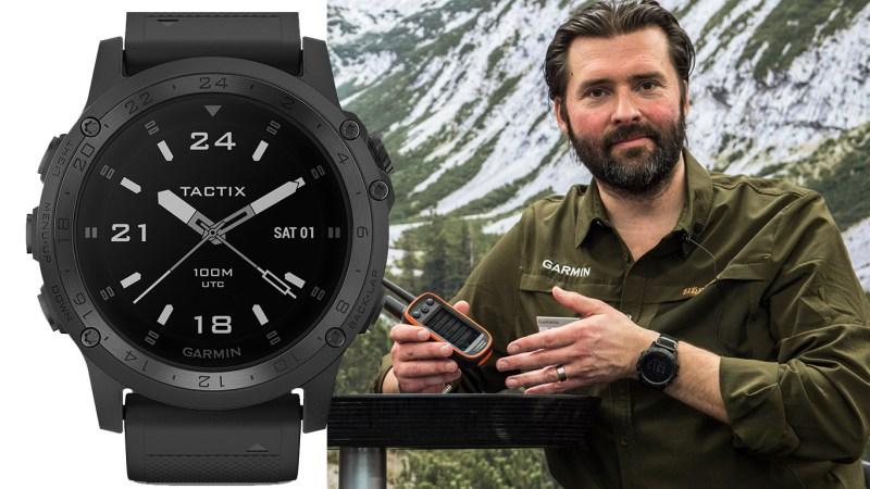 Montre GPS tactix® Charlie - Test & Avis - Mon GPS Avis.fr