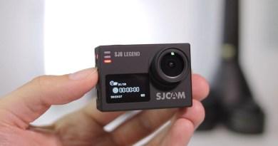 La SJCAM SJ6 «Legend» (caméra d'action wifi 4K) est disponible en vente flash pour 100€ au départ d'un entrepôt EU
