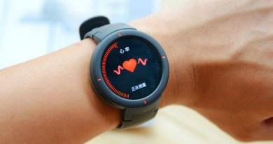 Huami Amazfit Verge – La nouvelle montre connectée de Xiaomi en pré-commande pour 157,74€