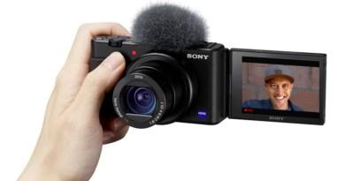 Sony dévoile le Vlog ZV-1, conçu pour les YouTubers exigeants