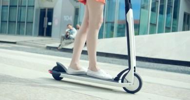 Ninebot démarre sa campagne de crowdfunding pour la trottinette KickScooter Air T15