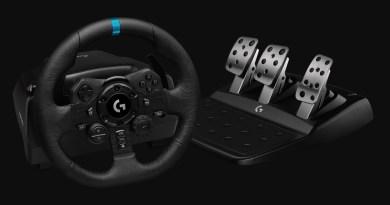 Logitech G propose une expérience de conduite virtuelle ultra réaliste avec le volant de course TRUEFORCE développé pour Playstation 4, Playstation 5* et PC