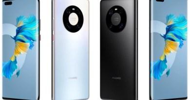 Huawei dévoile la série Mate 40 avec Petal Maps, le nouveau service de navigation.