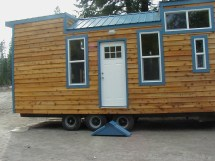 Portable Cabin with Loft Plans