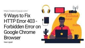 Solve HTTP Error 403 authorisation forbidden