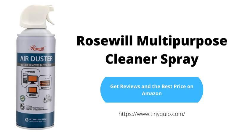 electronics cleaner spray