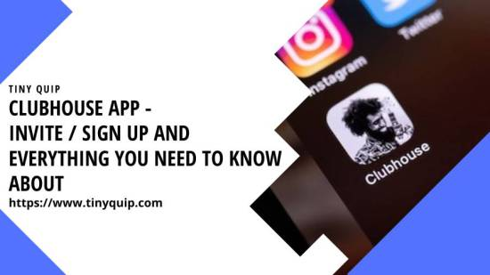 how to invite on clubhouse app