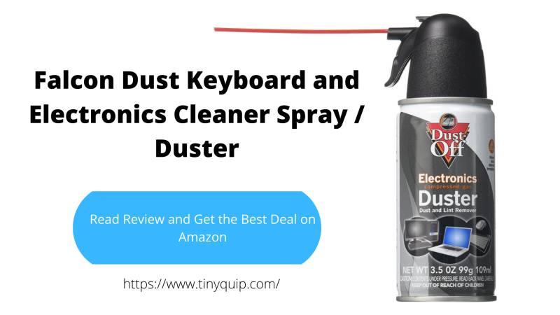 clean keyboard using compressed air