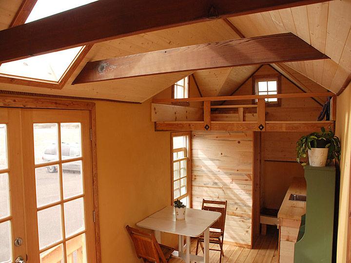 Washington Craftsman  Tiny Smart House