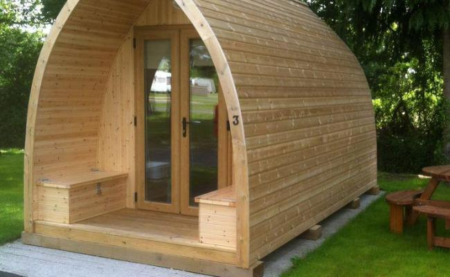 Top 10 Most Beautiful Arched Cabins