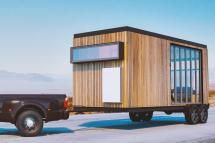 Mobile Tiny House 1 Room Bathroom 137 Sq Ft