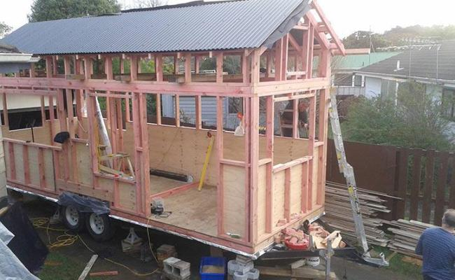 Best Choice Of Materials To Build Your Tiny House