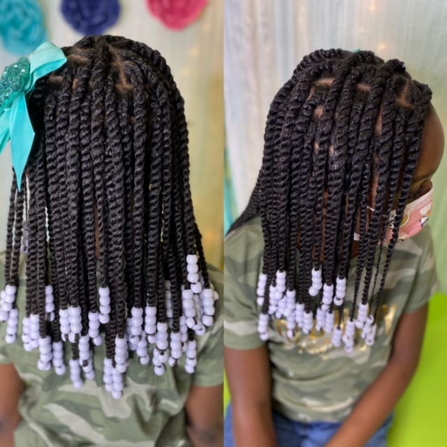 Two Strand Twist - Our Services