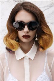 hair color trends ideas bold