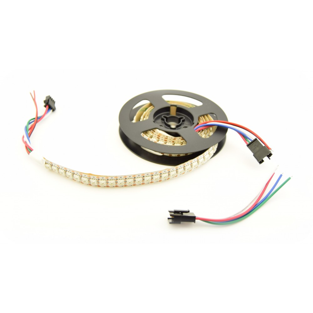 medium resolution of ws2813 digital 5050 rgb led strip 144 leds 1m