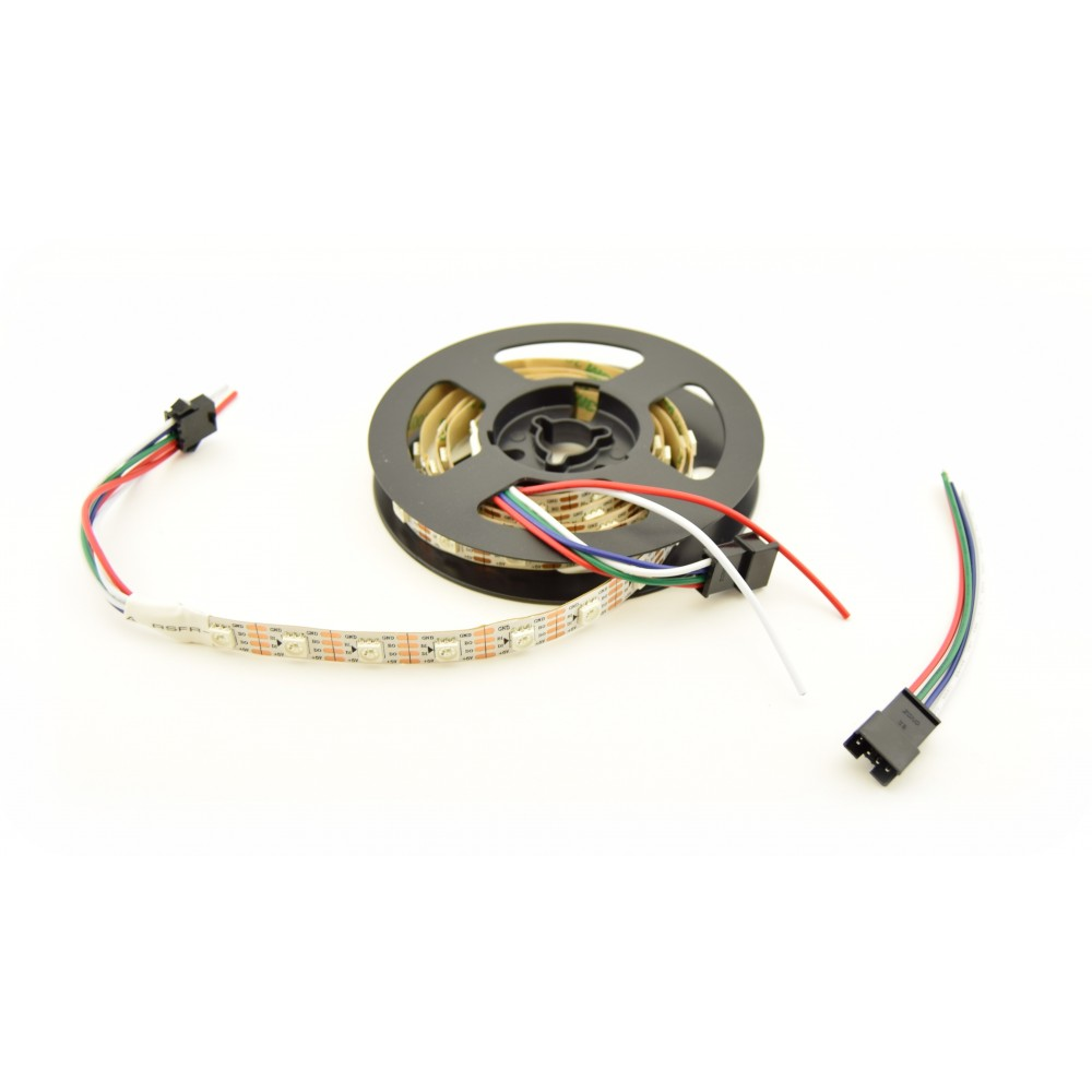 medium resolution of ws2813 digital 5050 rgb led strip 60 leds 1m