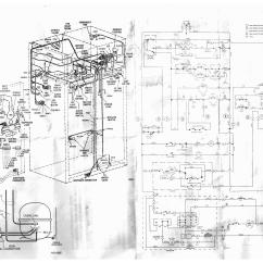 Wiring Diagram Of Refrigerator 2005 Dodge Ram 2500 Whirlpool Gold Free Engine