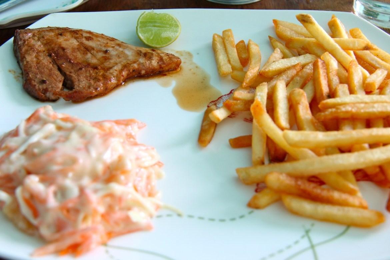 Maldivian Lunch