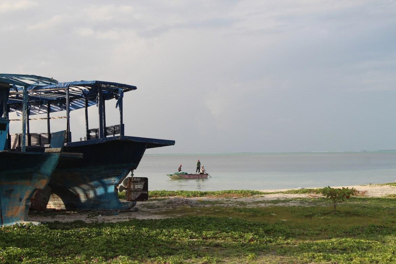 rusty wrecks ashore maldives