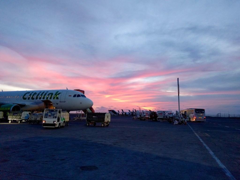 Denpasar International Airport Bali