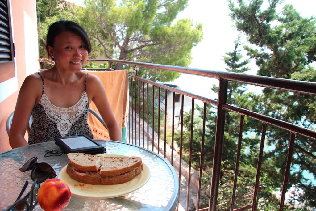 breakfast at lukovo sugarje