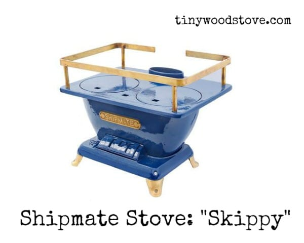 Small Stove Review Shipmate Skippy Stove Tiny Wood Stove