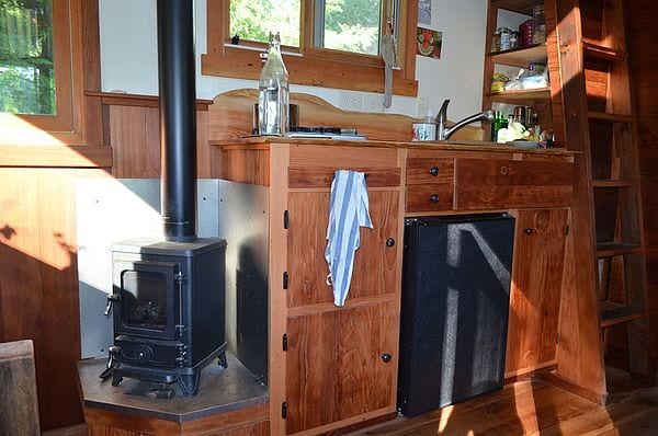 Hobbit Wood Stove Tiny House Tiny Wood Stove