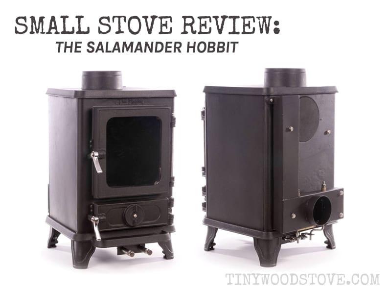 Stove reviews tiny wood stove for Salamander stoves