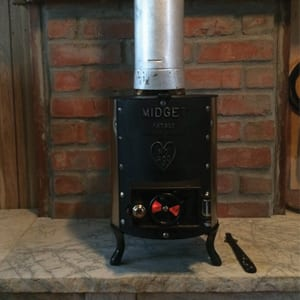 Fatsco Small Wood Stove