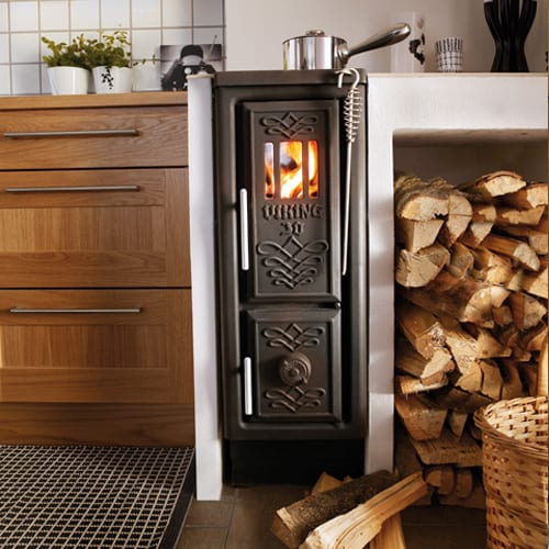 small viking cook stove