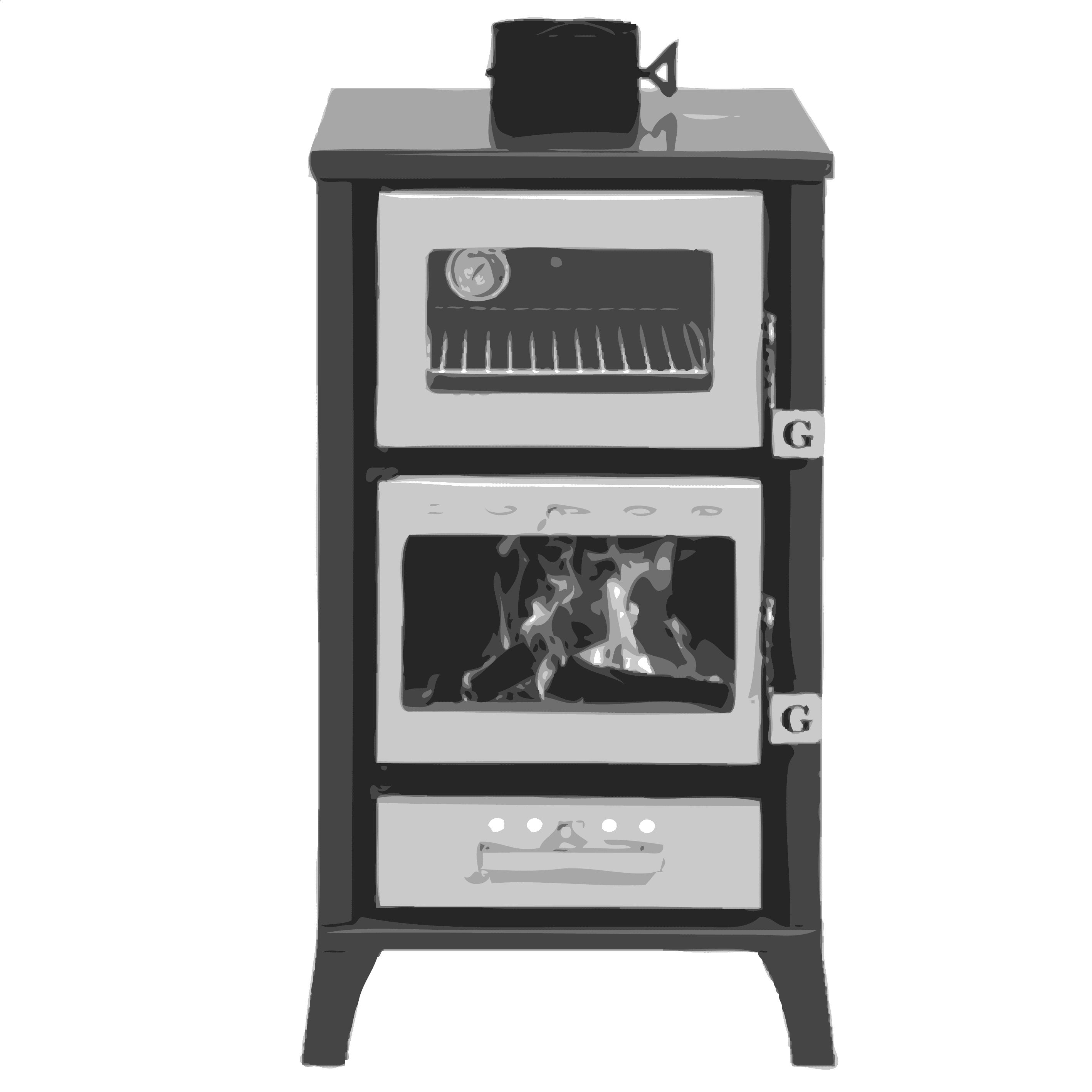 dp wood ca feet fireplace small hearth home kitchen burning square hws amazon pleasant stove