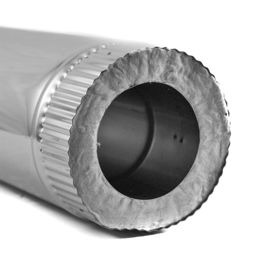 3 Inch Insulated Chimney Pipe Top