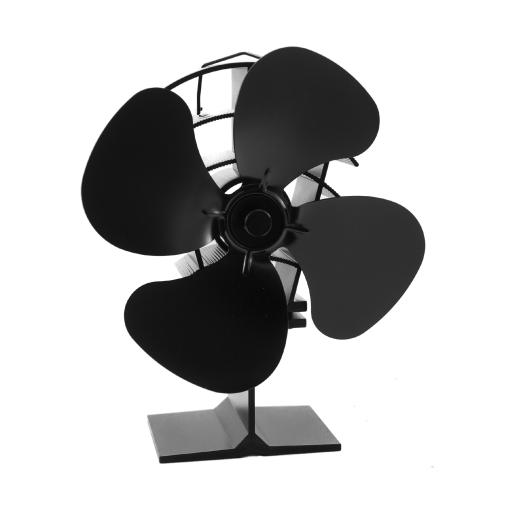 180 CFM heat powered stove fan