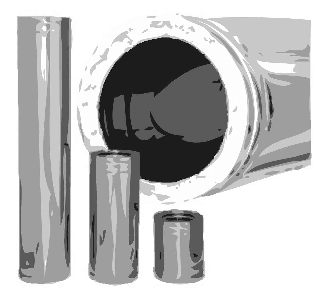 Stainless Steel Double Wall Pipe