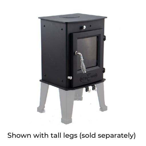 Dwarf 4kW with Tall Legs