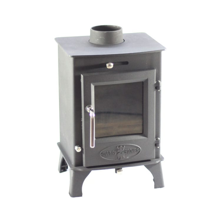 SMALL STOVE: The Dwarf 4kw | Tiny Wood Stove