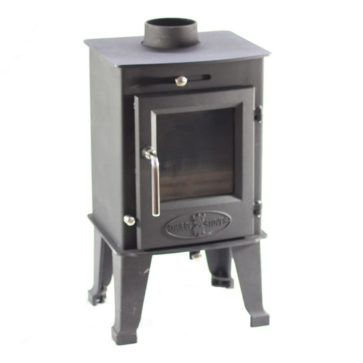 SMALL STOVE: The Dwarf 4kw