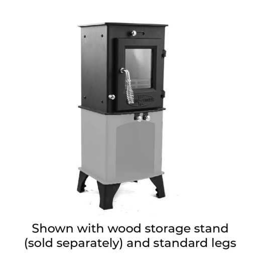 Dwarf 3kW Standard with Stand and Standard Legs