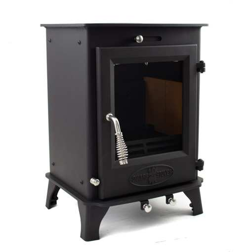 Dwarf 5kW small wood stove