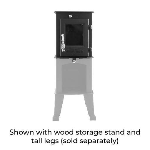 Dwarf 3kW LITE Stand and Tall Legs